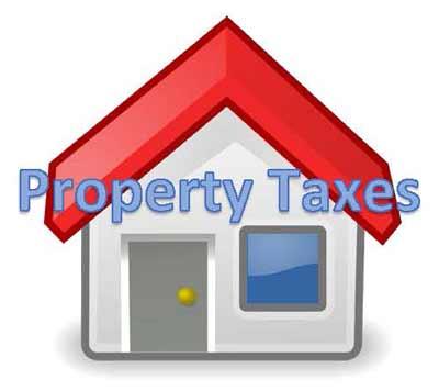 Houston Texas Property Taxes