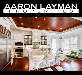 Aaron Layman Properties – Denton Texas Homes Townhomes And Rentals Logo