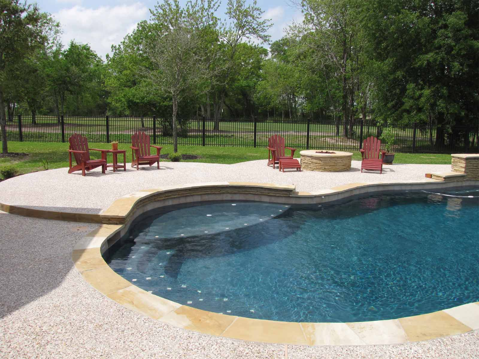 Building your own swimming pool in katy texas aaron for Build your own swimming pool