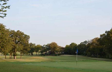 Golf Course Homes Denton Tx