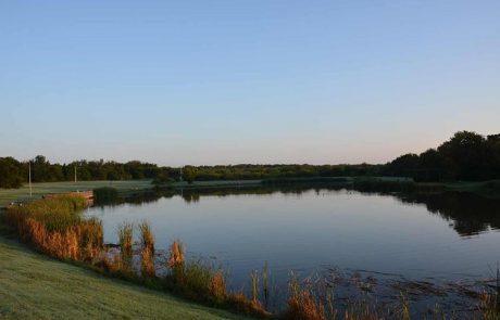 South Lakes Pond Denton Texas