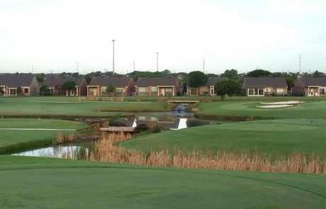 Oakmont Denton Texas Waterway
