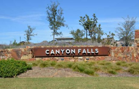 Canyon Falls Homes For Sale