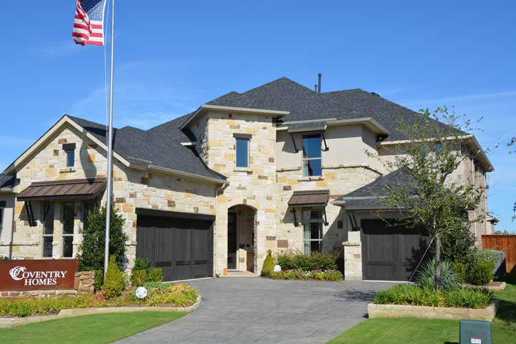 Canyon Falls New Homes For