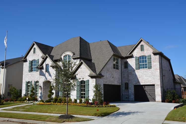 Denton County Tx New Homes