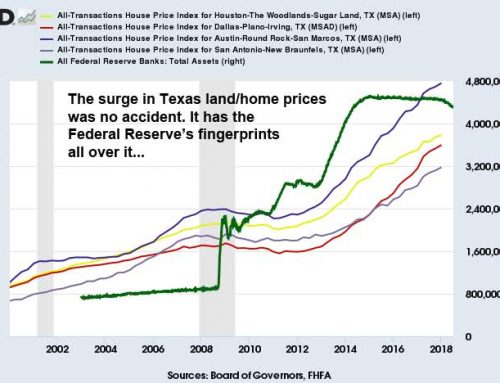 RECenter A&M Economists Still Wasting Texas Realtors' Money