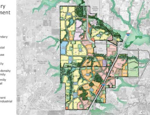 Hunter Ranch Cole Ranch Development Presented To Denton City Council