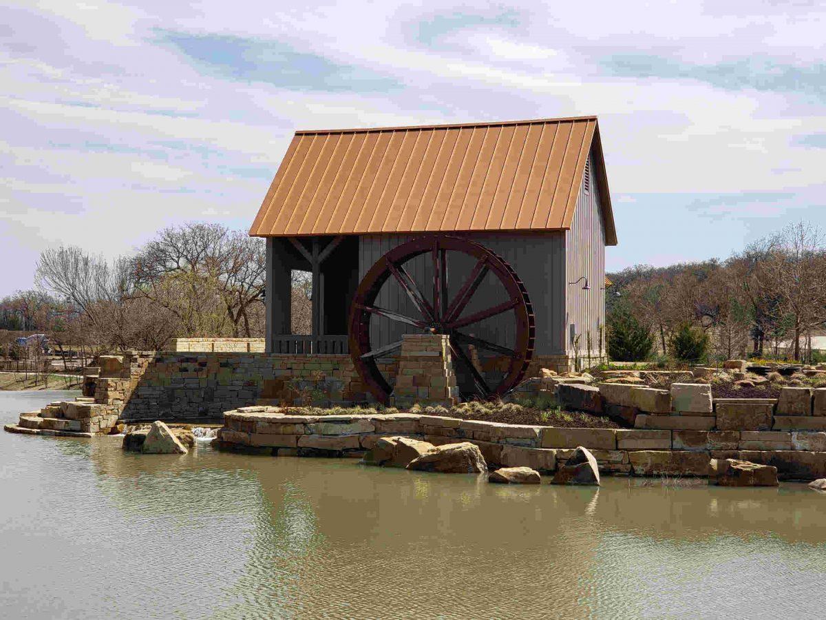 Waterbrook Water Wheel Argyle TX
