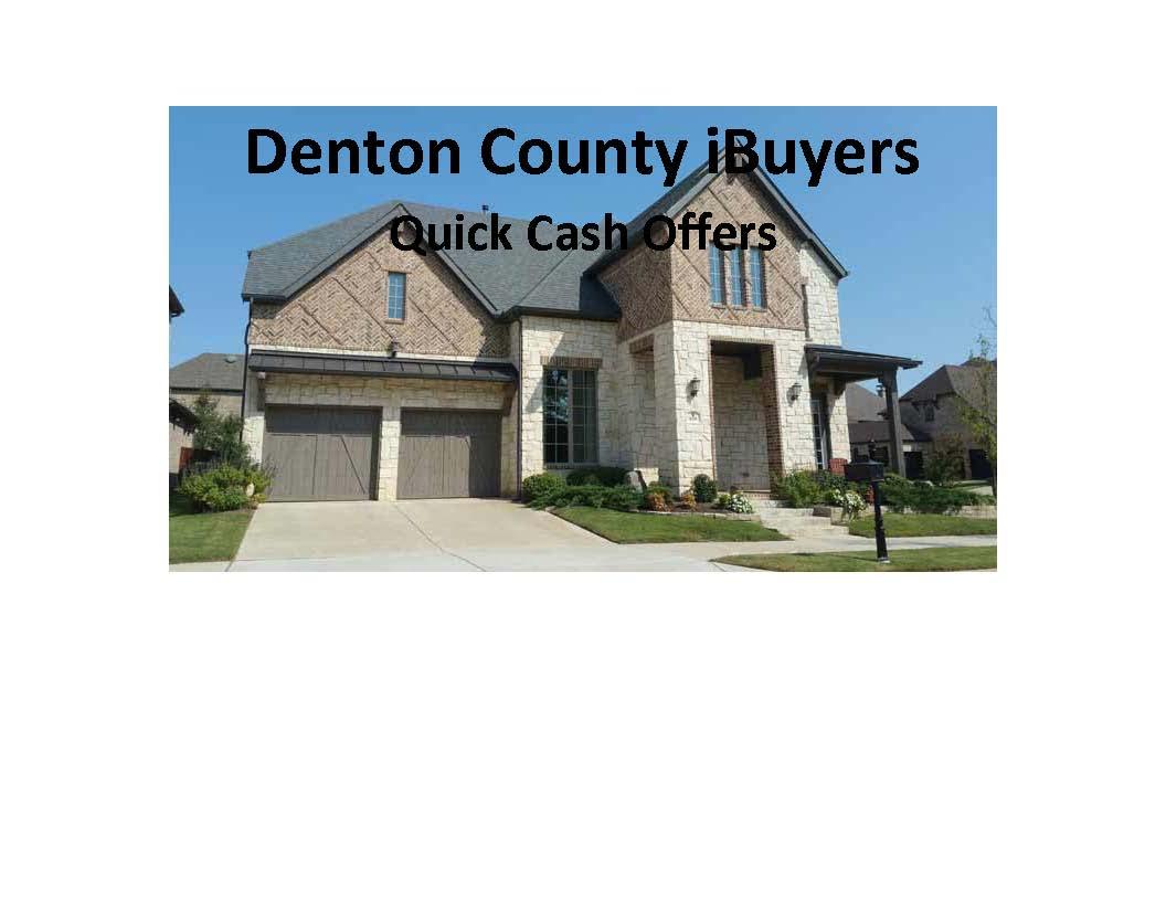 Denton County TX iBuyers