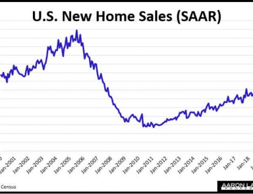 New Home Sales Rise 4.5 Percent In June On Lower Rates