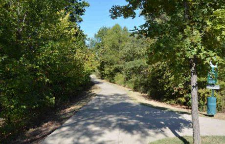 Lantana TX Walking Trail