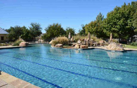 Lantana TX Community Pool