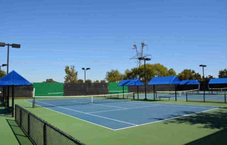 Lantana TX Tennis Courts